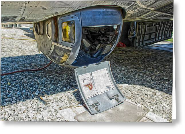 Boeing Flying Fortress B-17g  -  06 Greeting Card by Gregory Dyer