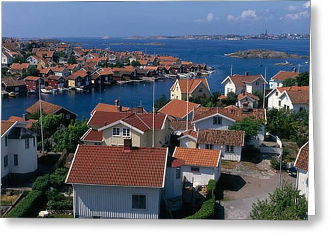 Bohuslan, Sweden Greeting Card by Panoramic Images