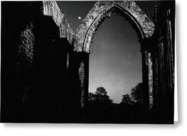 Bolton Abbey Yorkshire Greeting Card by Mark Preston
