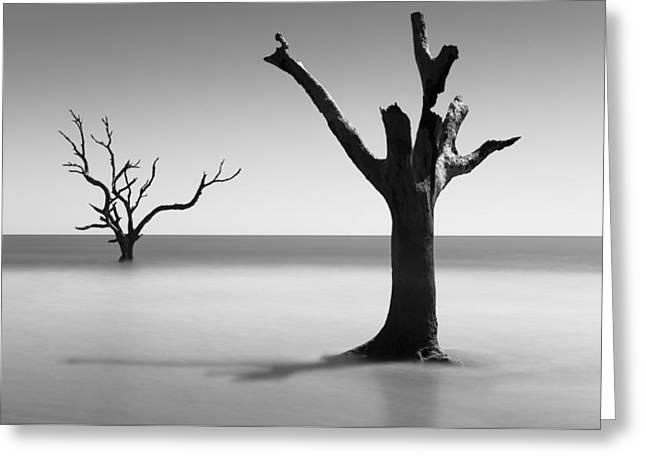 Boneyard Beach - IIi Greeting Card by Ivo Kerssemakers