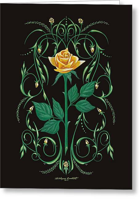 Bonnie's Bouquet Greeting Card