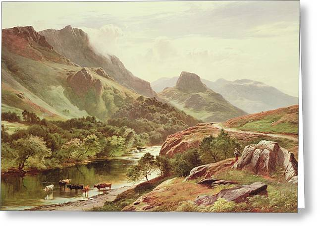 Borrowdale Greeting Card
