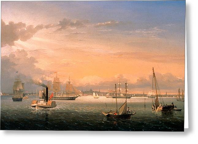 an analysis of the painting boston harbor sunset by fitz henry lane Boston harbor, sunset, 1850-55 giclee print by fitz henry lane find art you love and shop high-quality art prints, photographs, framed artworks and posters at artcom 100% satisfaction guaranteed.
