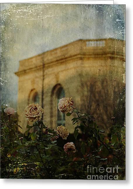 Botanic Roses Greeting Card