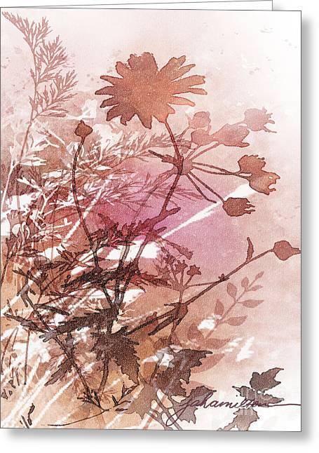 Botanical 2 Greeting Card