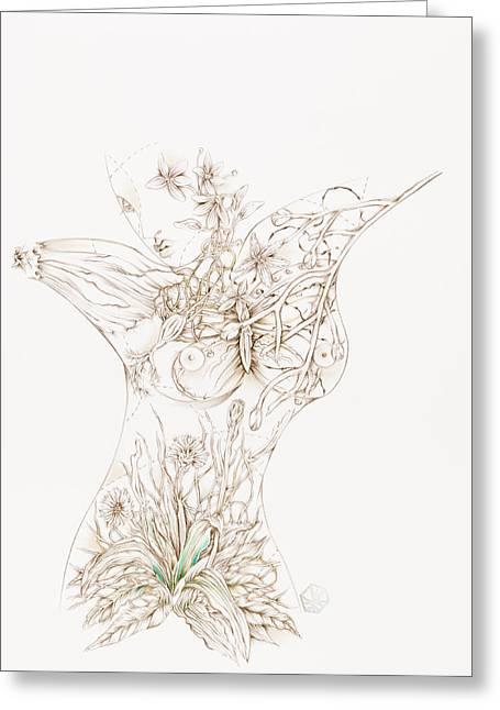Botanicalia Joycelyn Greeting Card