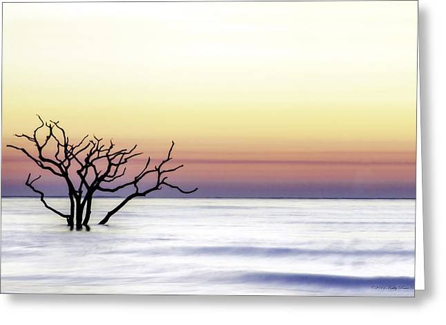 Botany Bay Sunrise Greeting Card