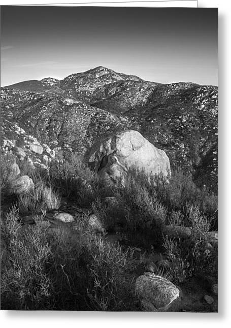Open Space Preserves Greeting Cards - Boulder Downs Greeting Card by Alexander Kunz