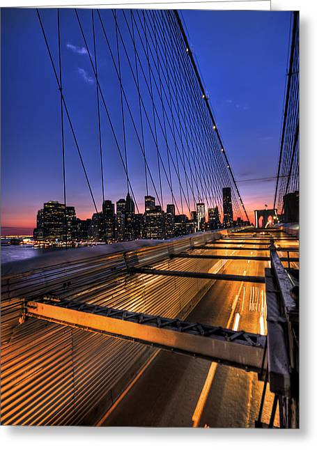 Bound For Greatness Greeting Card