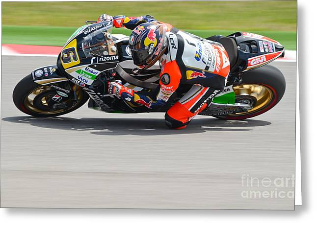 Bradl Greeting Card