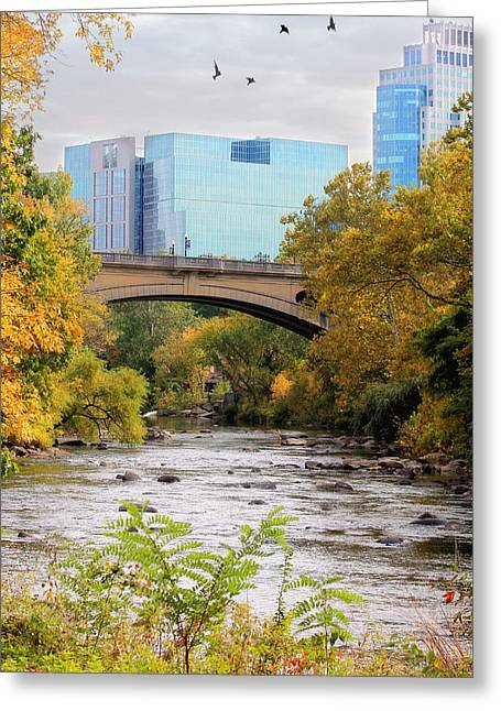 Brandywine Creek Greeting Card