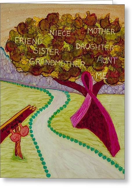 Breastival 2014 Greeting Card by Jennifer Fielder