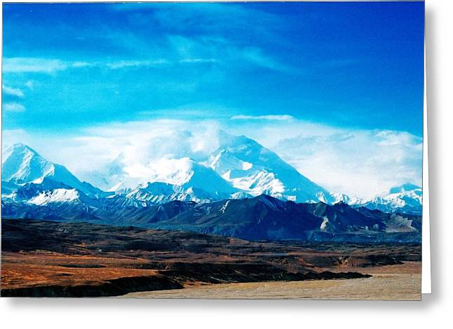 Greeting Card featuring the photograph Breathtaking by Steve Godleski