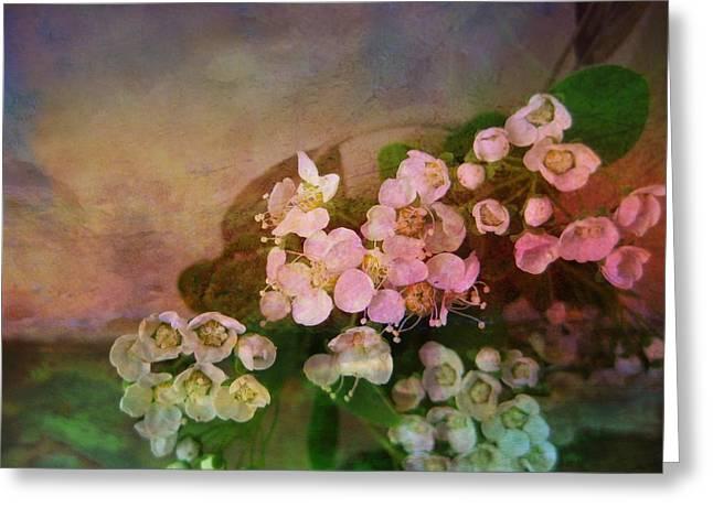 Bridal Memories Greeting Card by Shirley Sirois