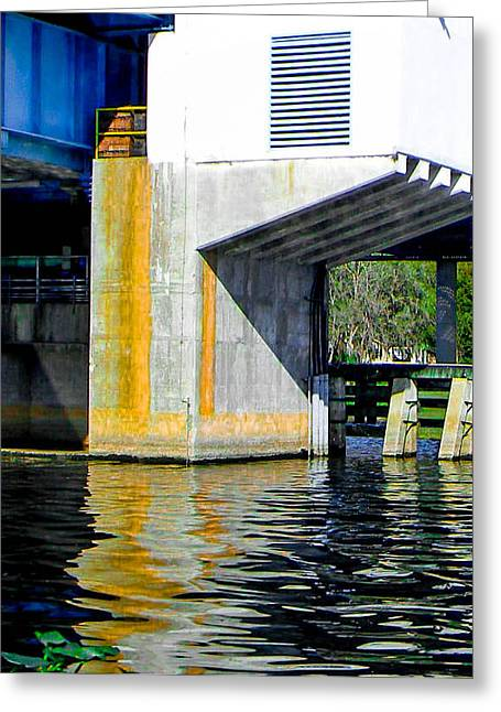 Bridge  Greeting Card by Christy Usilton