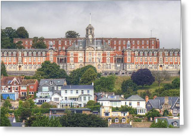 Britannia Royal Naval College Greeting Card