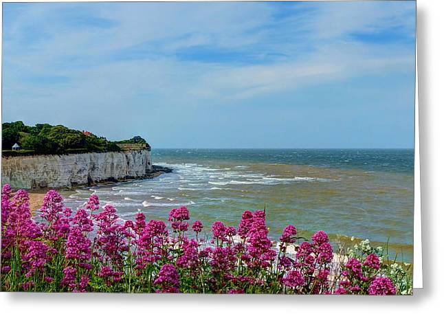 Broadstairs Sea Views Greeting Card