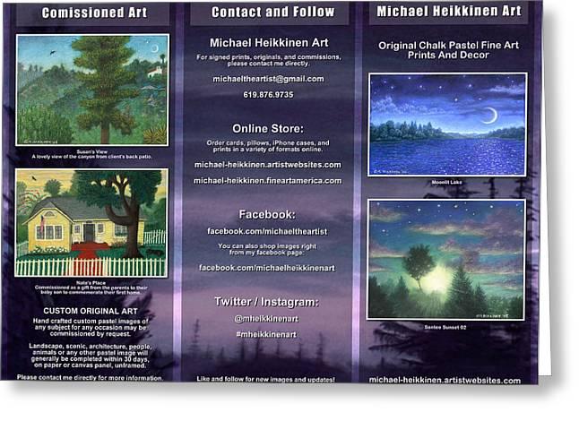 Brochure 2015 - Exterior Greeting Card