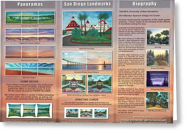 Brochure 2015 - Interior Greeting Card