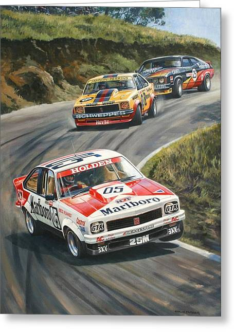 'brock's Bathurst 1979' Greeting Card