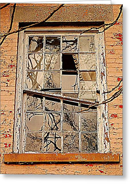 Broken Dreams Greeting Card by Frozen in Time Fine Art Photography