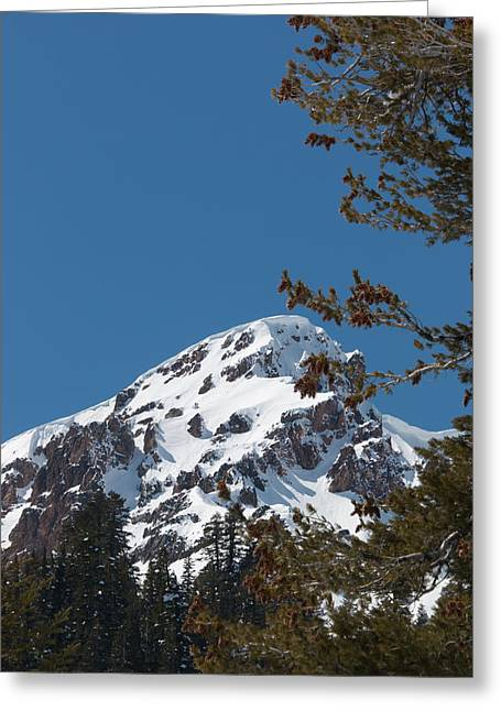 Brokeoff Mtn. In Spring Greeting Card