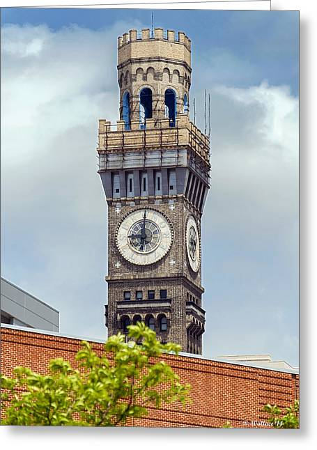 Seltzer greeting cards page 5 of 5 fine art america bromo seltzer tower greeting card m4hsunfo
