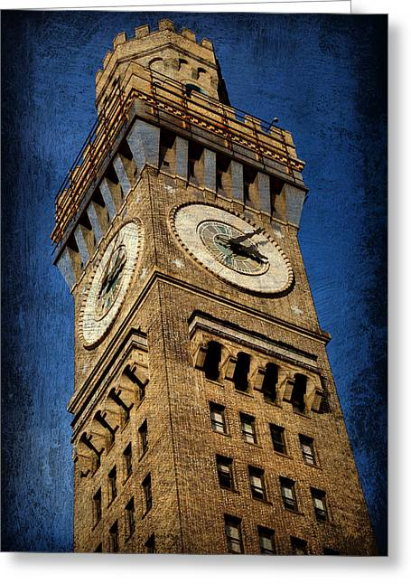 Seltzer greeting cards fine art america bromo seltzer tower no 3 greeting card m4hsunfo