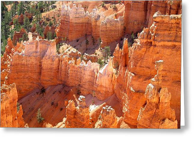 Bryce Canyon 138 Greeting Card
