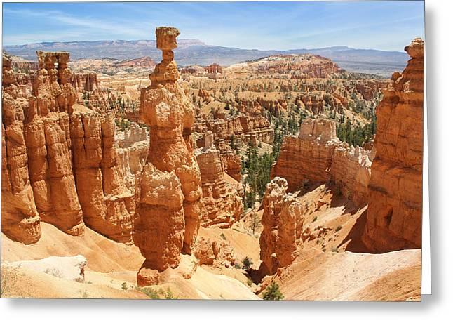 Bryce Canyon 3 Greeting Card