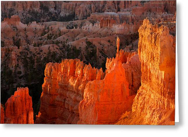 Bryce Canyon Sunrise Greeting Card