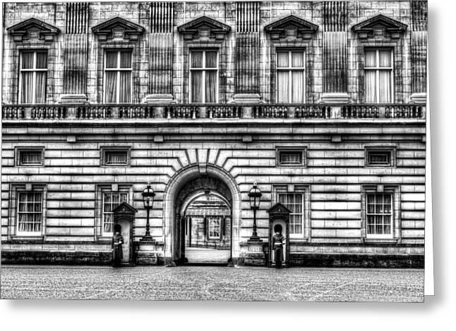 Buckingham Palace London Greeting Card
