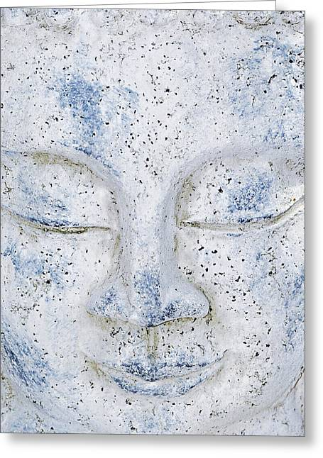 Buddha Statue  Greeting Card by Tommytechno Sweden