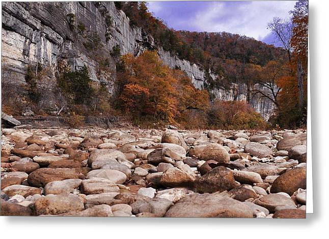 Buffalo River Greeting Card