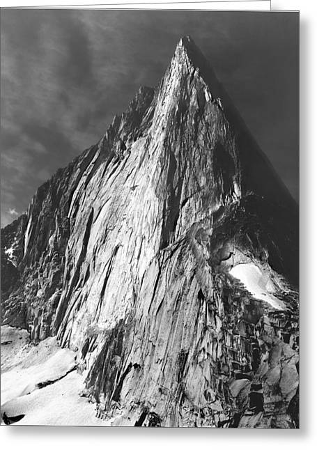 102756-bugaboo Spire Greeting Card