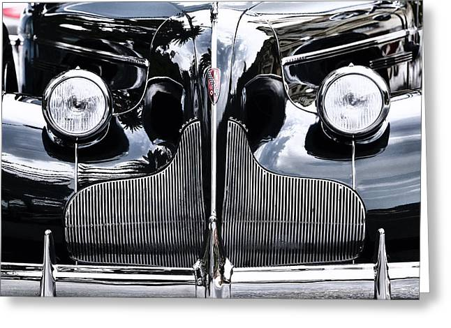 Buick Eight Greeting Card