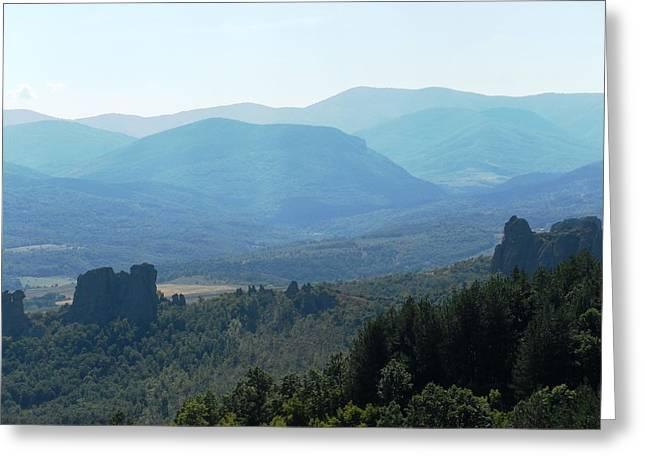 Bulgarian Nature Greeting Card by Sonya Ragyovska