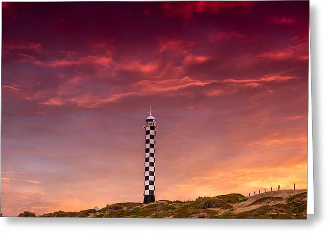 Bunbury Lighthouse Greeting Card
