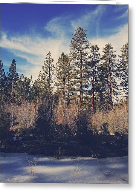 Bundle Up Greeting Card by Laurie Search