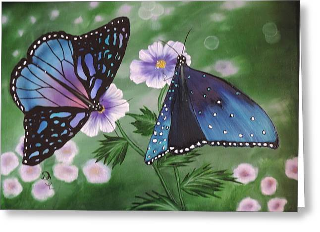 Butterfly #2 Greeting Card