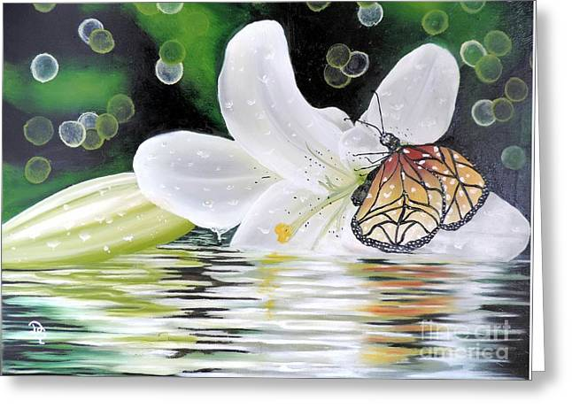 Butterfly Series Seven Greeting Card