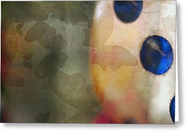 Butterfly Shadows Greeting Card by AlyZen Moonshadow