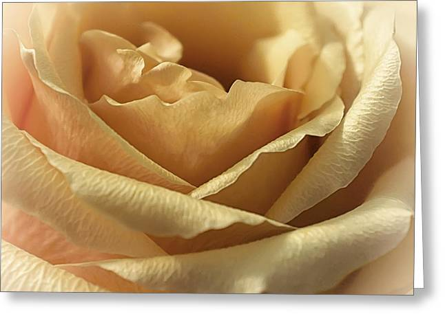Butterscotch Sundae Greeting Card by Darlene Kwiatkowski