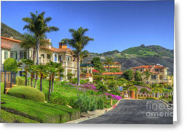 Buy A House Here Greeting Card