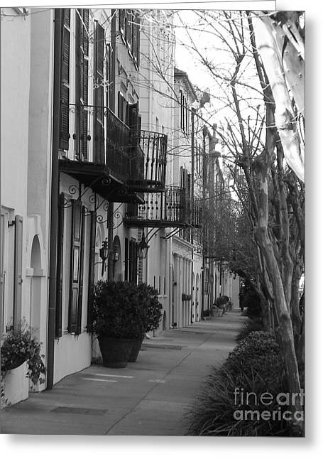 Charleston Greeting Card
