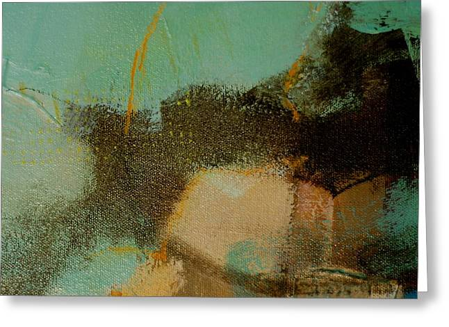 By The Sea Series Greeting Card by Lisa Schafer
