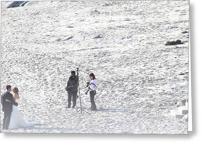 Ca Beach - 121254 Greeting Card by DC Photographer