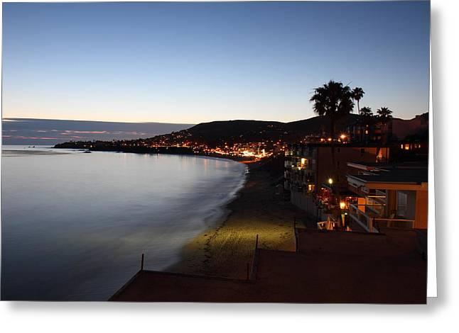 Ca Beach - 121256 Greeting Card