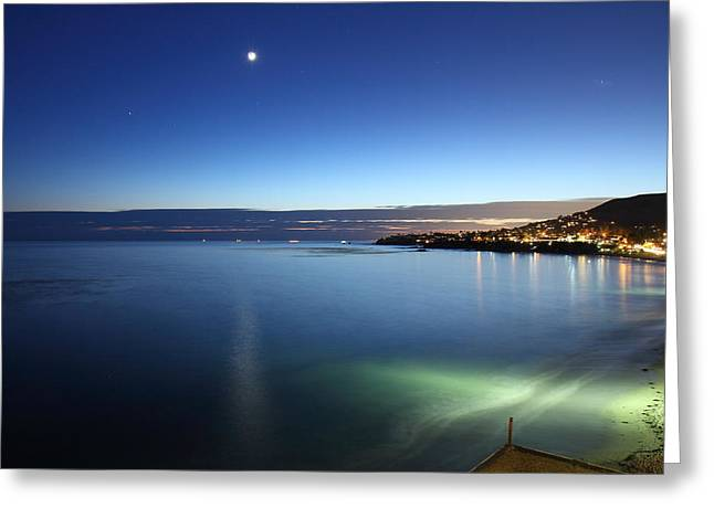 Ca Beach - 121261 Greeting Card by DC Photographer