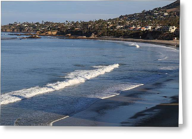 Ca Beach - 121266 Greeting Card by DC Photographer